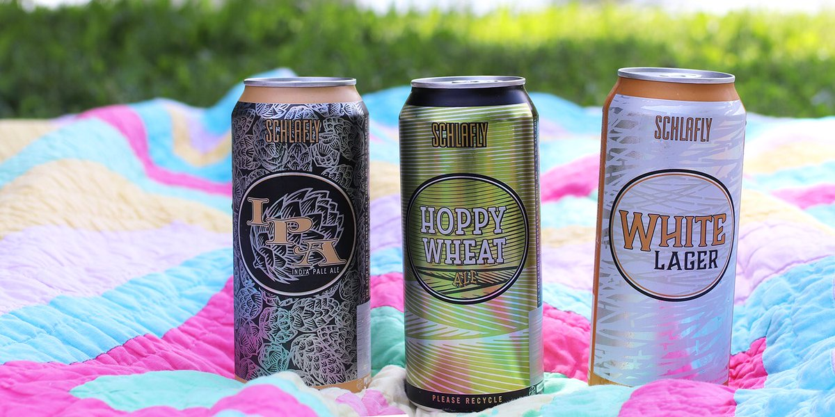 Schlafly Beer On Twitter Summer Officially Starts This Weekend Grab A Can Some Friends And Relax Make Sure To Recycle Afterwards Reduce