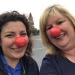 Image for the Tweet beginning: Don't forget Red Nose Day