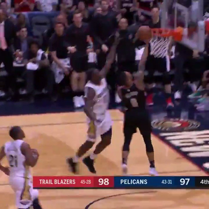 �� the BEST PLAYS from the 2017-18 NBA All-Defense First Team! https://t.co/uCO5NSOTLl