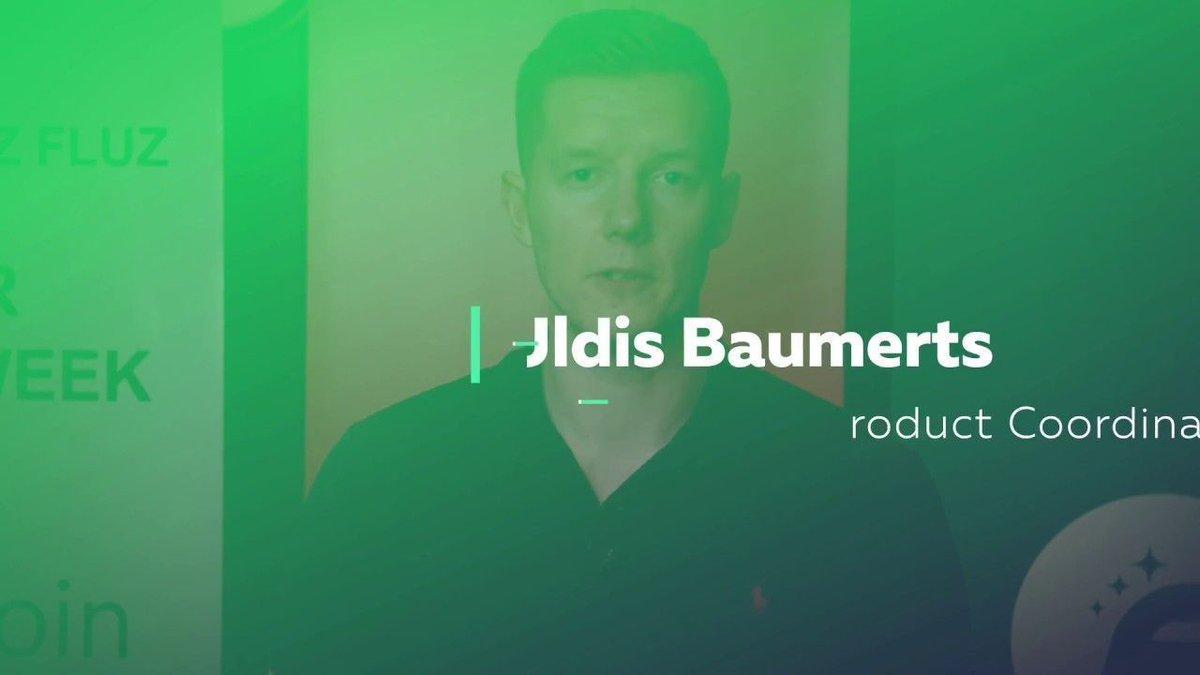 Meet Fluzcoin team: Uldis Baumerts, Product Coordinator #ICO #blockchain #blockchaintechnology #cryptocurrency #cryptonews #FluzCoin  https://www. youtube.com/watch?v=o4fsLg bgw8M &nbsp; … <br>http://pic.twitter.com/c2U9U6OV3n