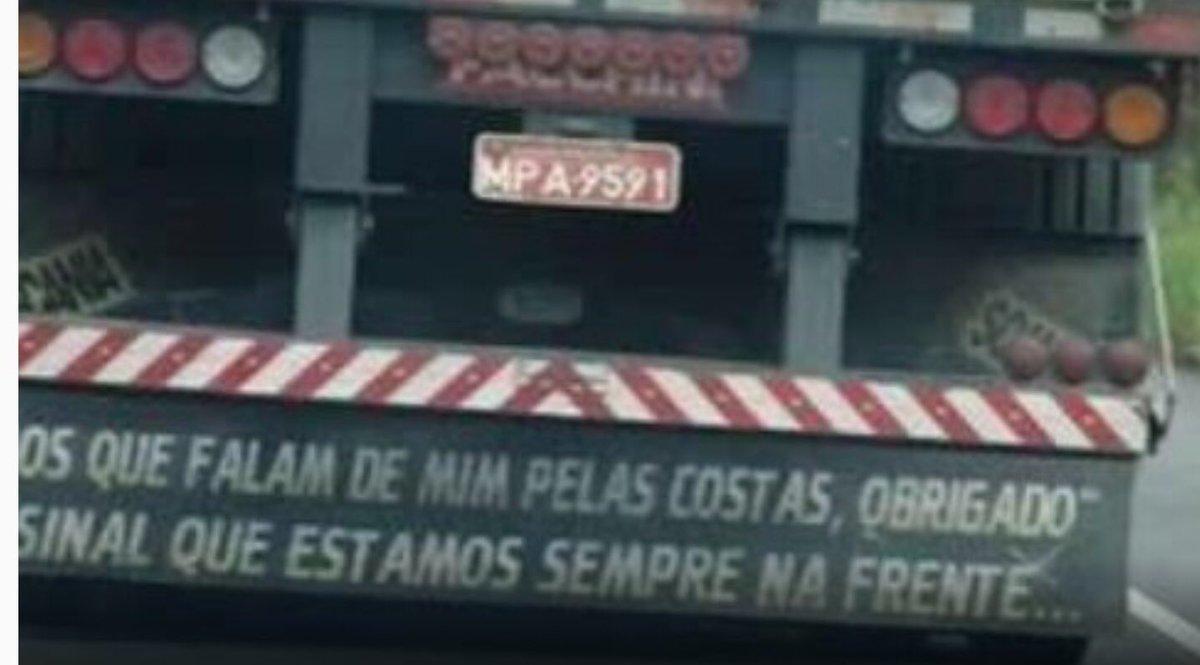 Caminhoneiros Ameaçam Acabar Frases Engraçadas Parachoques