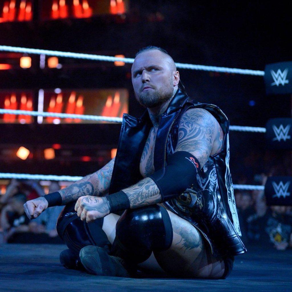 WWEAleister photo