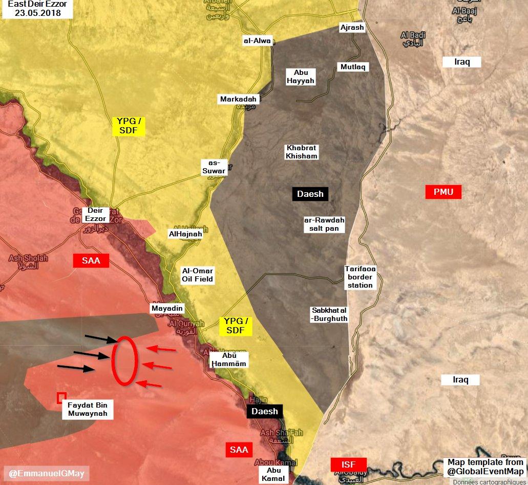 Syrian War: News #18 - Page 5 Dd6CdS5UQAIEj8m