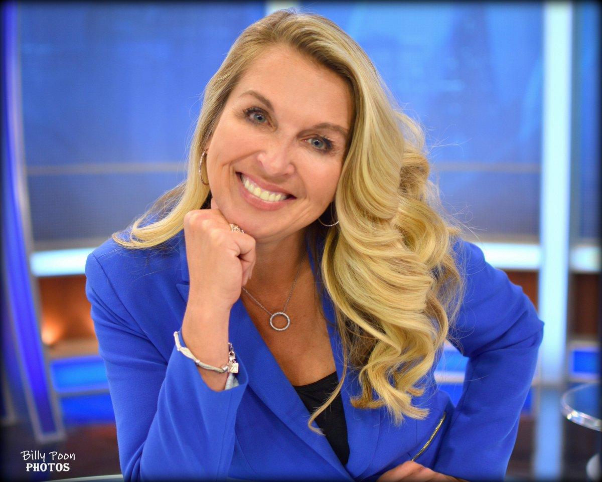 KPIX 5 anchor/reporter Juliette Goodrich is always good for