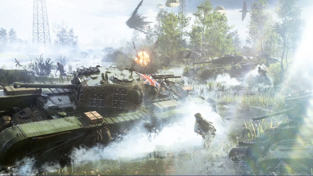 Battlefield bulletin on twitter grand operations will - Battlefield v concept art wallpaper ...