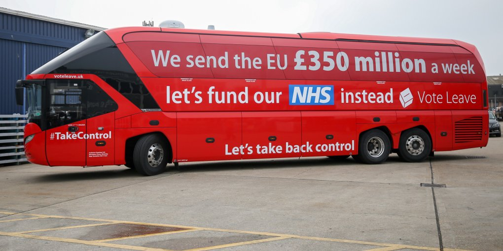 Michel Barnier finally reveals what he thinks about the Brexit campaign claim on NHS funding https://t.co/nOpuyilAsI