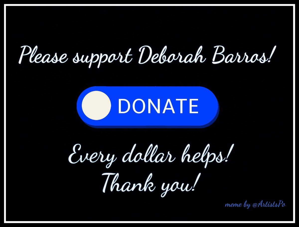 Please help Deborah Barros raise $65 for signs &amp; supplies.  Donate   http:// votedeborahbarros.com  &nbsp;   Follow  @barrossmith59  #ALDems #alpolitics <br>http://pic.twitter.com/dqF0fiJjIQ