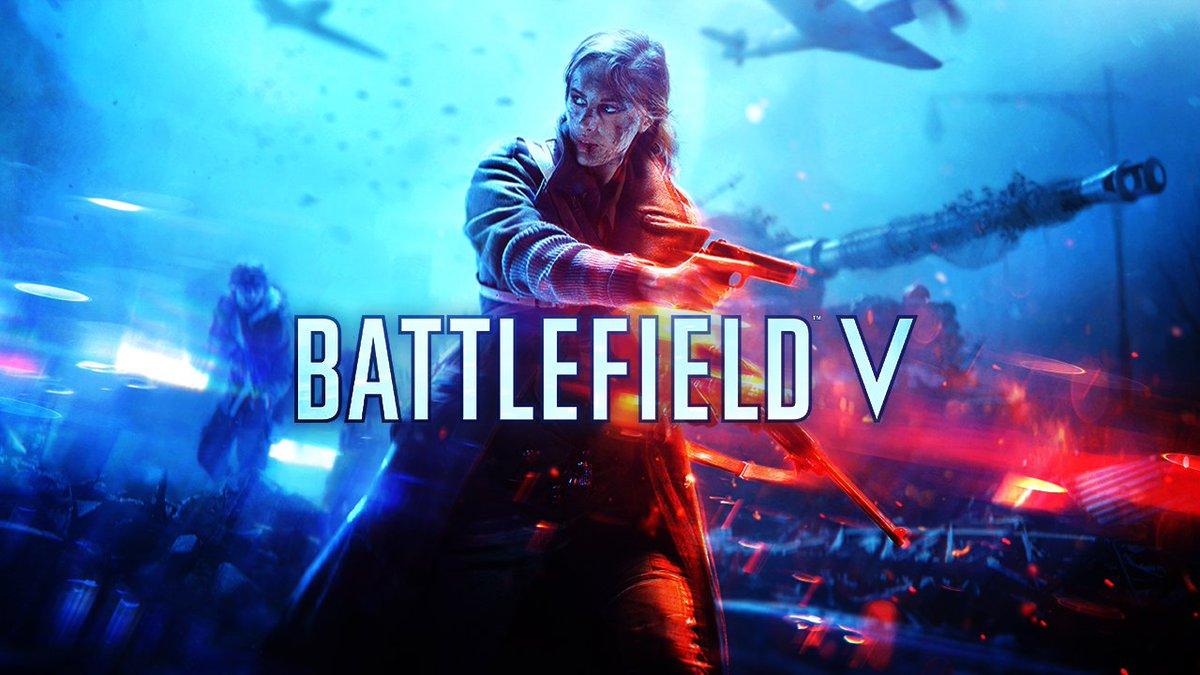 GameSpot's photo on #BattlefieldV