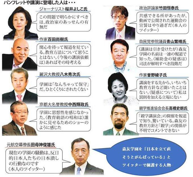 安倍晋三記念小学校 - Togetter