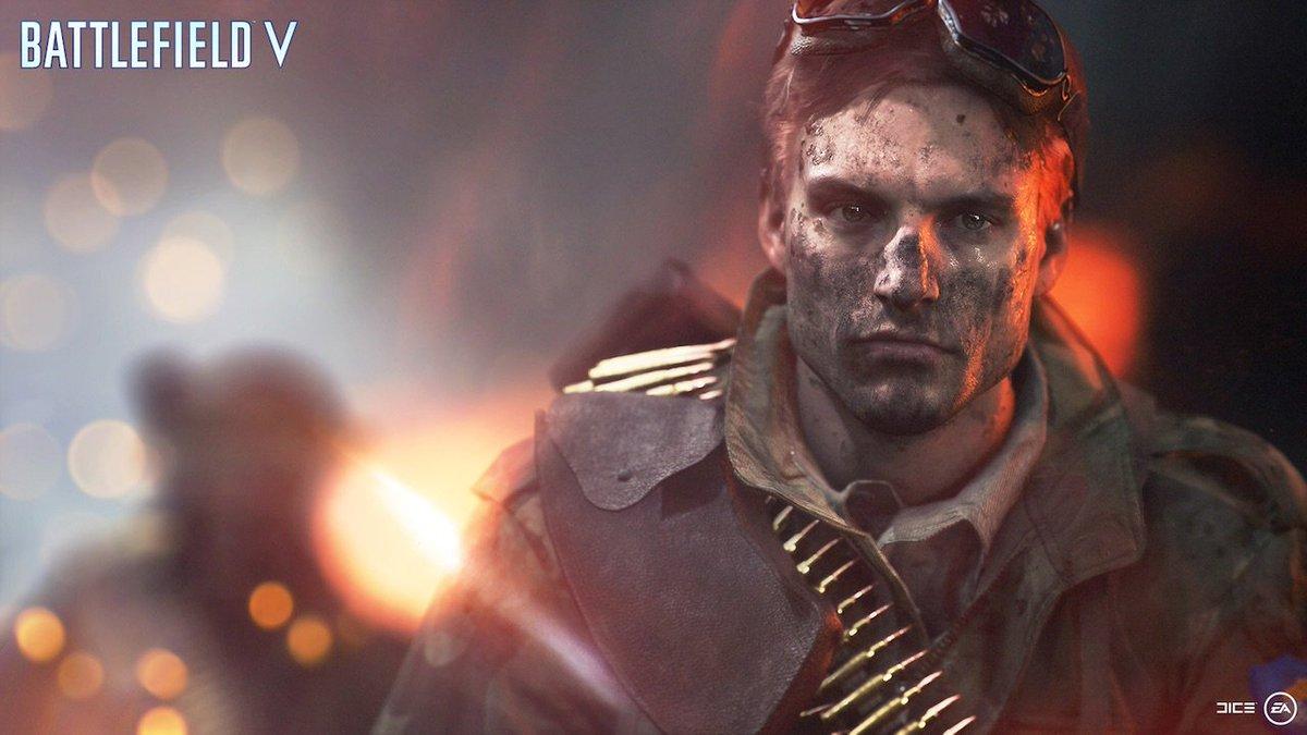 PlayStation's photo on Battlefield V