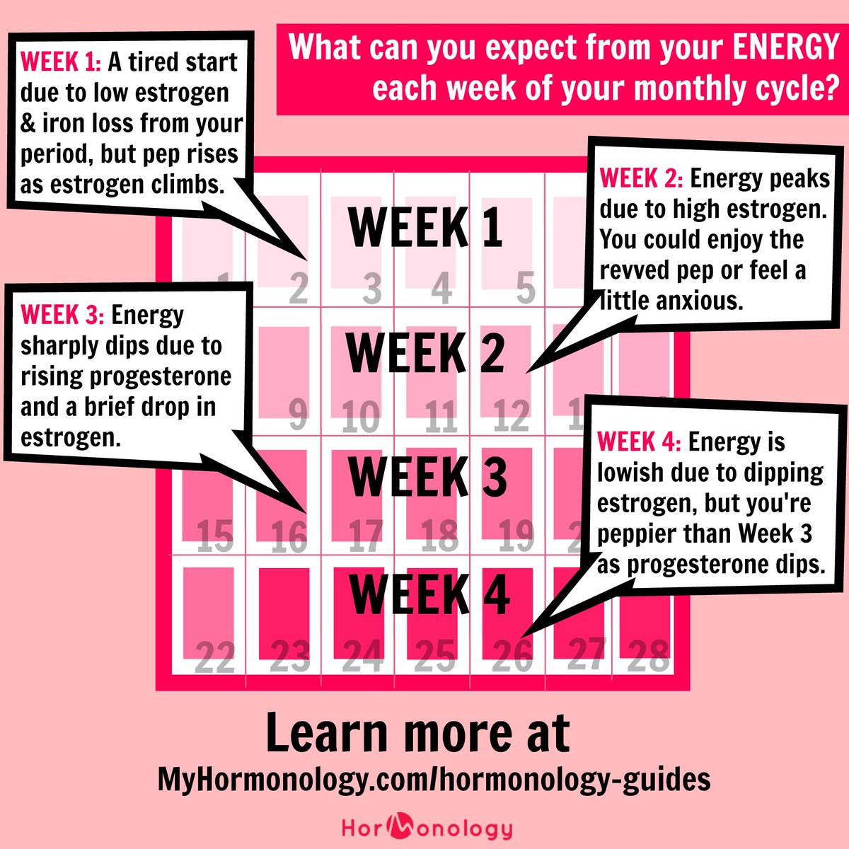 Watch How to Have Energy During Your Period video