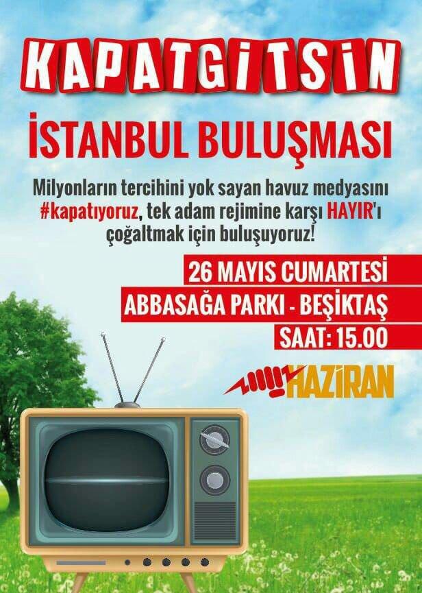 #kapatgitsin istanbul buluşması ile ilgili görsel sonucu