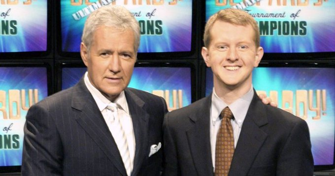 Happy Birthday to all time Jeopardy champ and Washington\s own Ken Jennings!