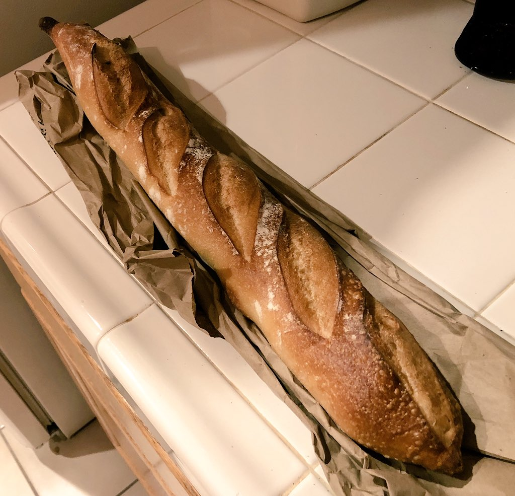 The waiter told how they are bred 5