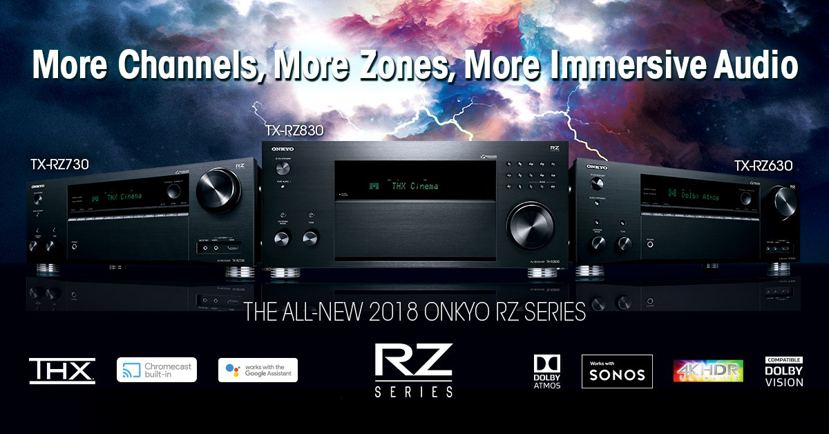 Onkyo USA on Twitter: