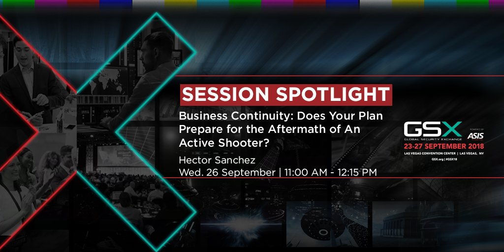 Asis International On Twitter Session Spotlight Does A Business S