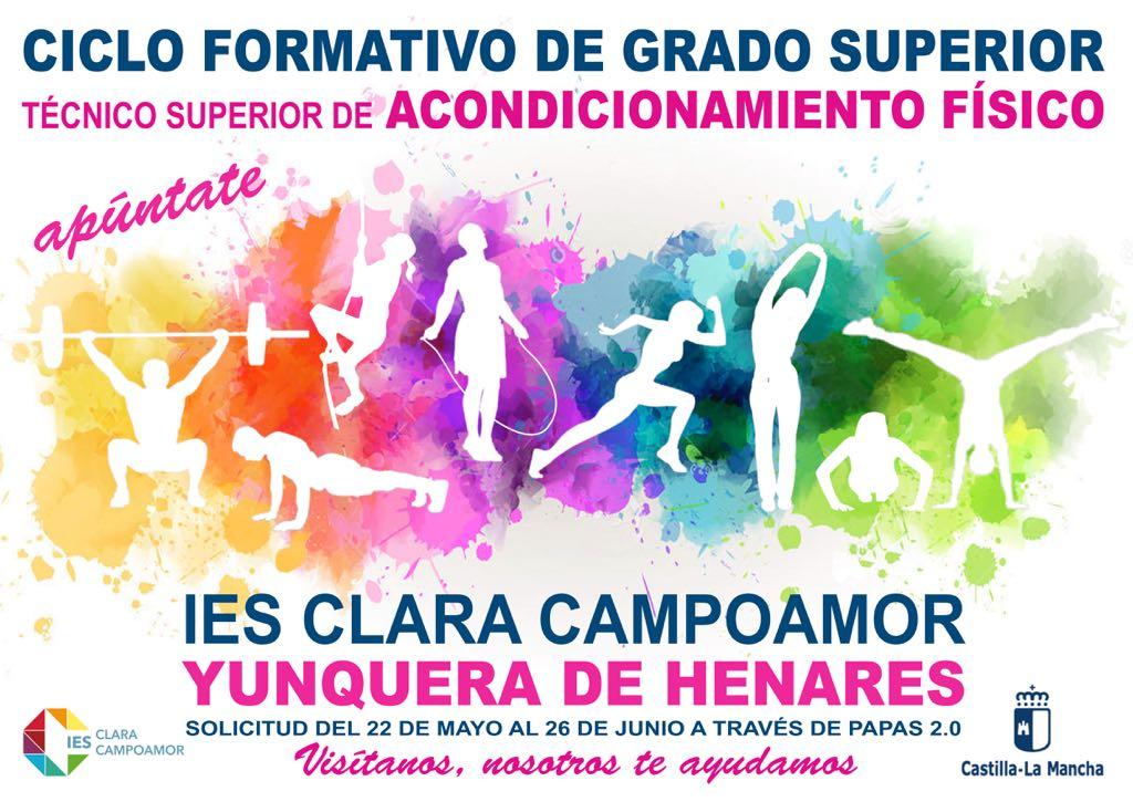 Ies Clara Campoamor On Twitter Ya Se Ha Abierto El Plazo