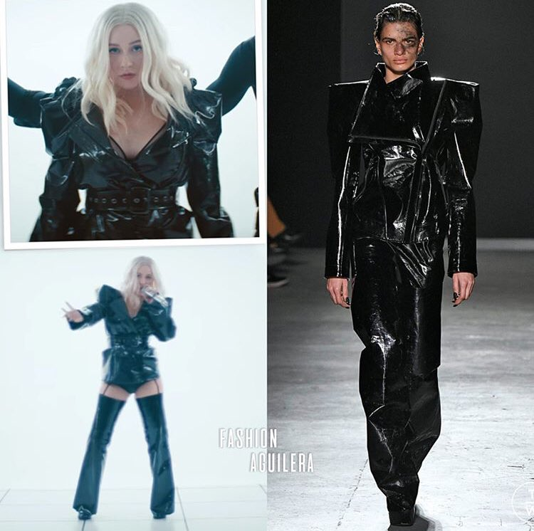 Christina Aguilera Brasil's photo on #FallInLine