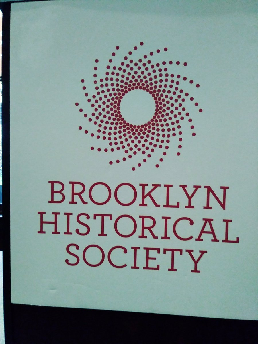 The Haitian Studies Institute @cuny_hsi is already at the Brooklyn Historical Society for a panel discussion btw @GPPhaiti , founder of @HaitianTimes_  &amp; others. Celebrating Haitian History w/ @vaniaandre_  Chief-Editor of @HaitianTimes_ . N ap tann deba a!<br>http://pic.twitter.com/WtcZ0L0x4Y
