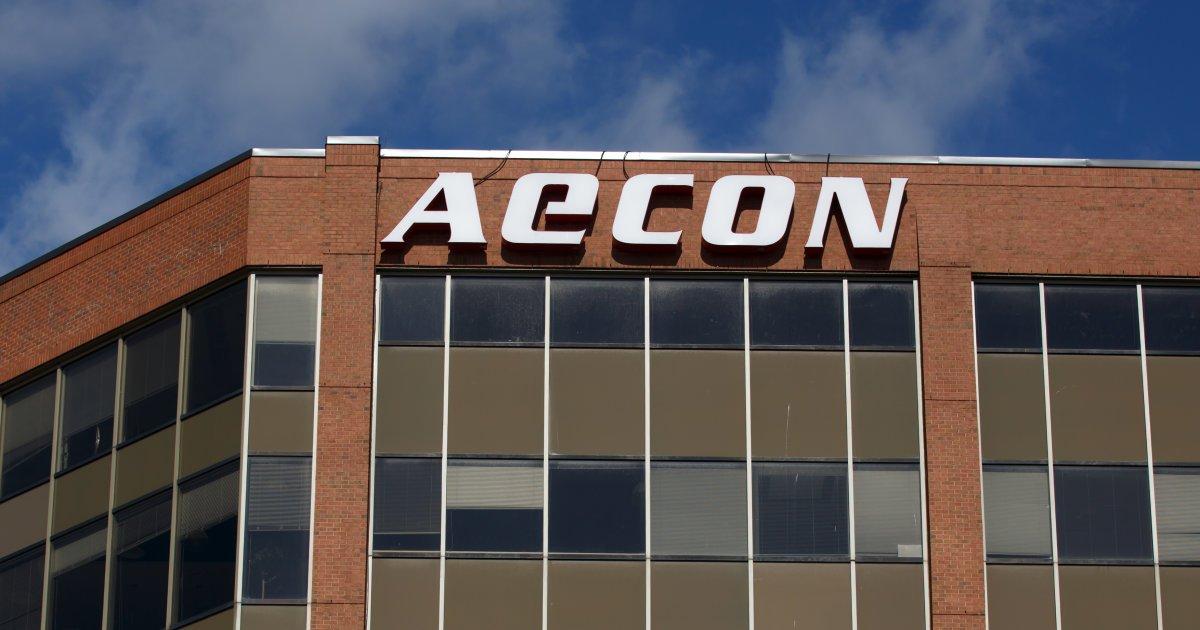 Ottawa bloque le rachat du Groupe Aecon par une société d'État chinoise https://t.co/7K3coO1PjZ