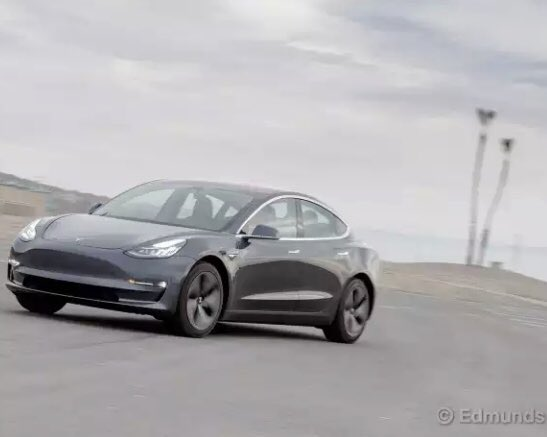 Dear @elonmusk . I'm editor-in-chief @edmunds . I'm paid by @edmunds to put the consumer first. We bought a #Model3, tell it as it is (good and bad) and millions of consumers respect us for it. We paid you @Tesla, not the other way around. Fix the car not the media.<br>http://pic.twitter.com/LnxyGNCFi0