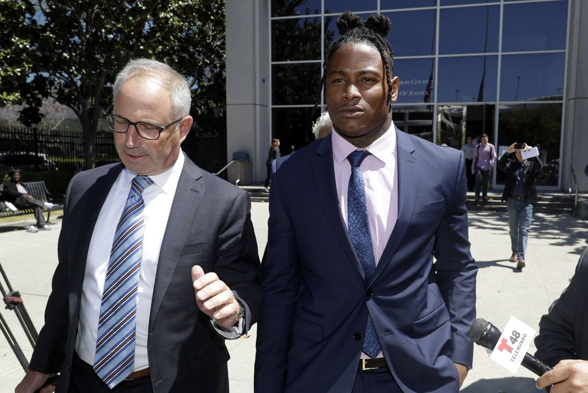 Reuben Foster's domestic violence charges dropped after judge rules there is insufficient evidence, per @MaioccoNBCS