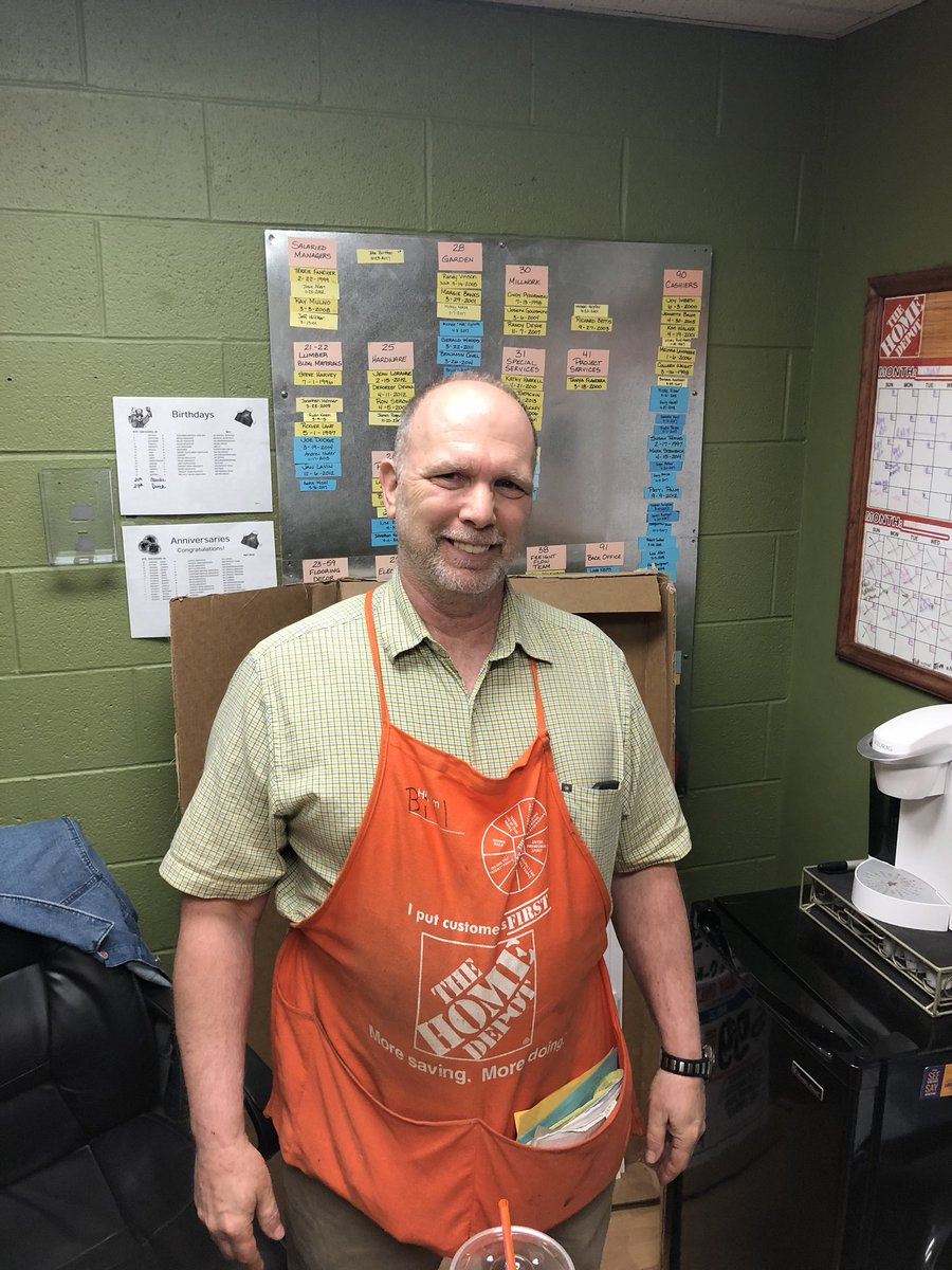 This is Bill and he just got promoted ASM! Congrats, looking forward to your leadership in your new role. @SuperCuseHR<br>http://pic.twitter.com/NaB3YaZlx0
