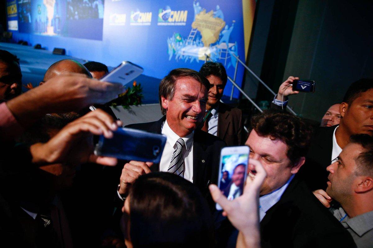 Do @blogdojosias: Bolsonaro exibe ética flexível em ato de prefeitos https://t.co/qcfnB9WPgL