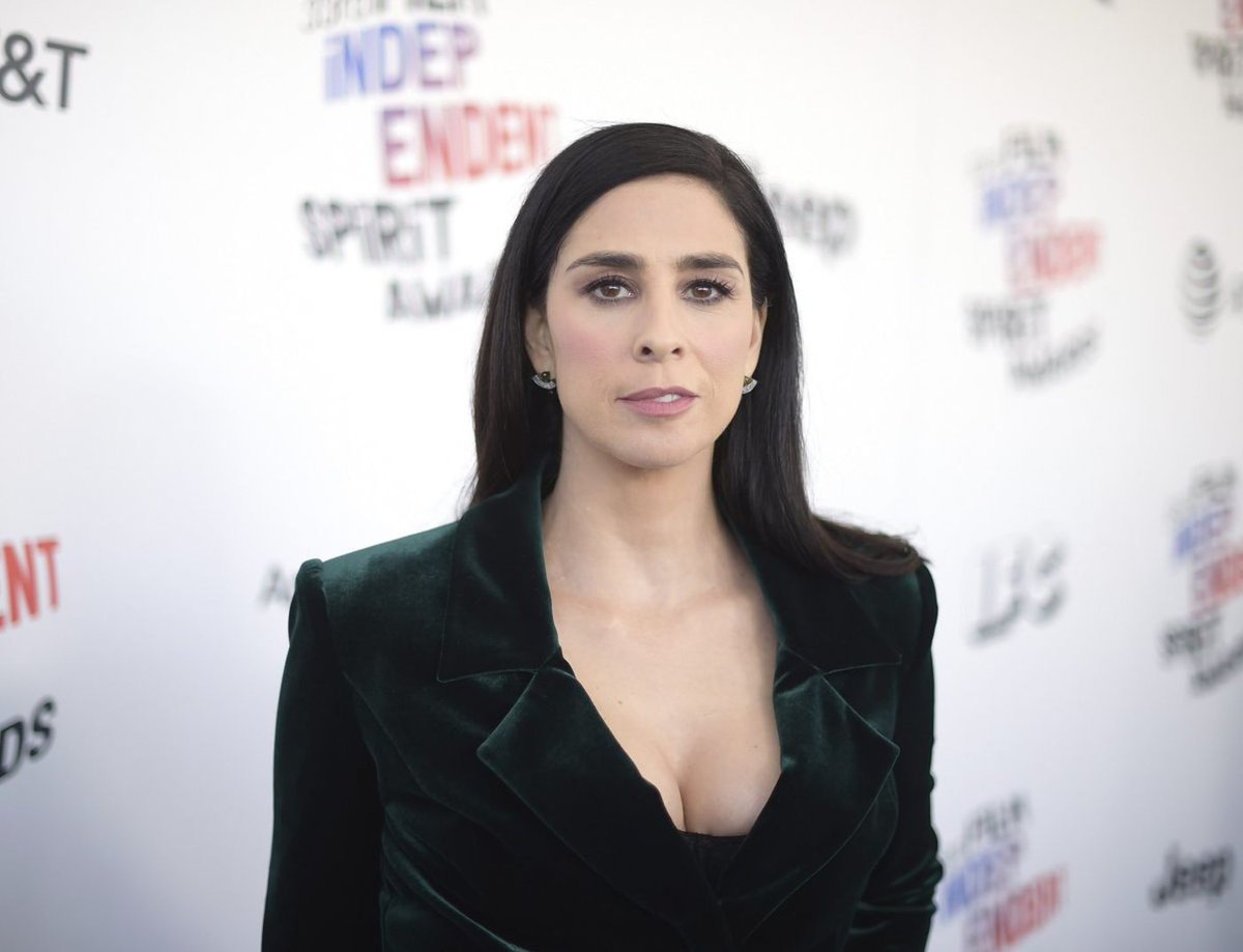 Sarah Silverman defends Louis C.K. and Al Franken after accusations of sexual misconduct https://t.co/mSDjgKCuUI