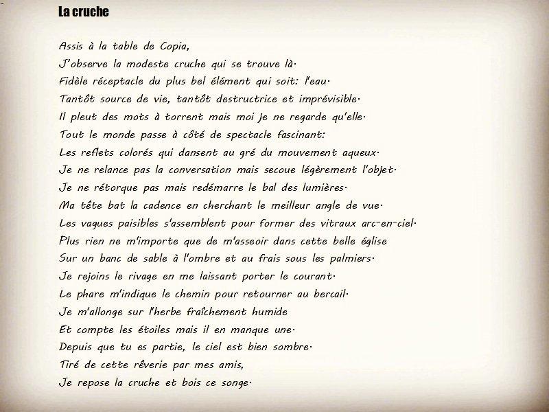 Clément Joulin On Twitter Un Petit Poème Extrait De Mon