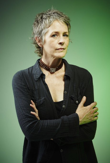 Happy Birthday Melissa McBride. You are an amazing actress. I hope your enjoying your special day.