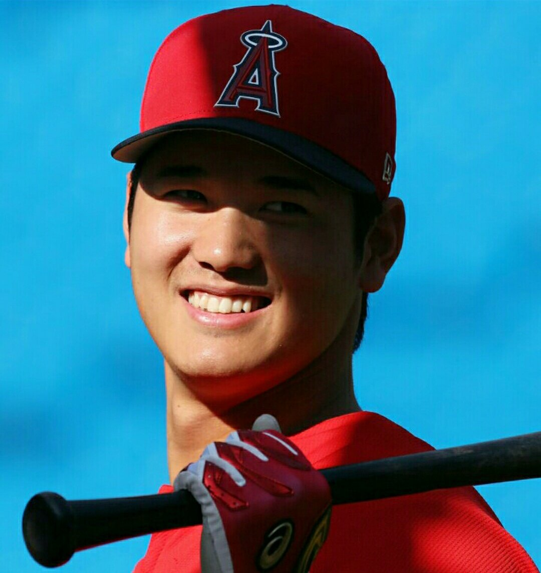Shohei going to Toronto to steal hearts, a base and a... pen   © Gettyimages #大谷翔平 #ShoheiOhtani<br>http://pic.twitter.com/c7J9vcU8zK