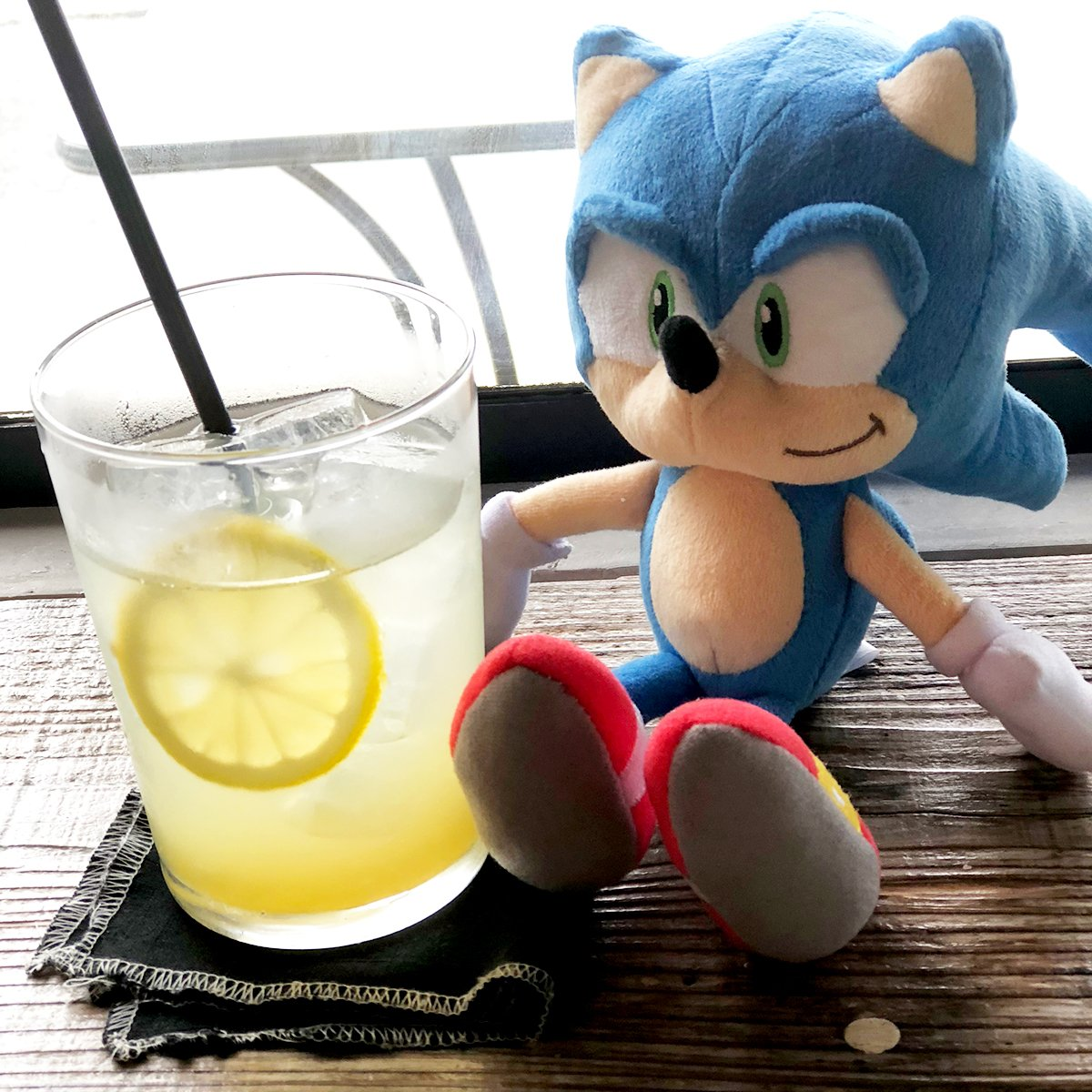 今日も暑いですね。  https://t.co/ov9X5qkQ8L #Sonic #Segalife