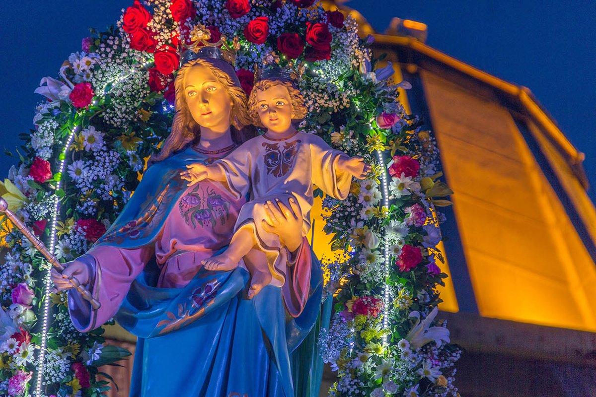 Confía en María Auxiliadora y verás lo que son los milagros. #DonBosco ¡Feliz Día de #MaríaAuxiliadora!