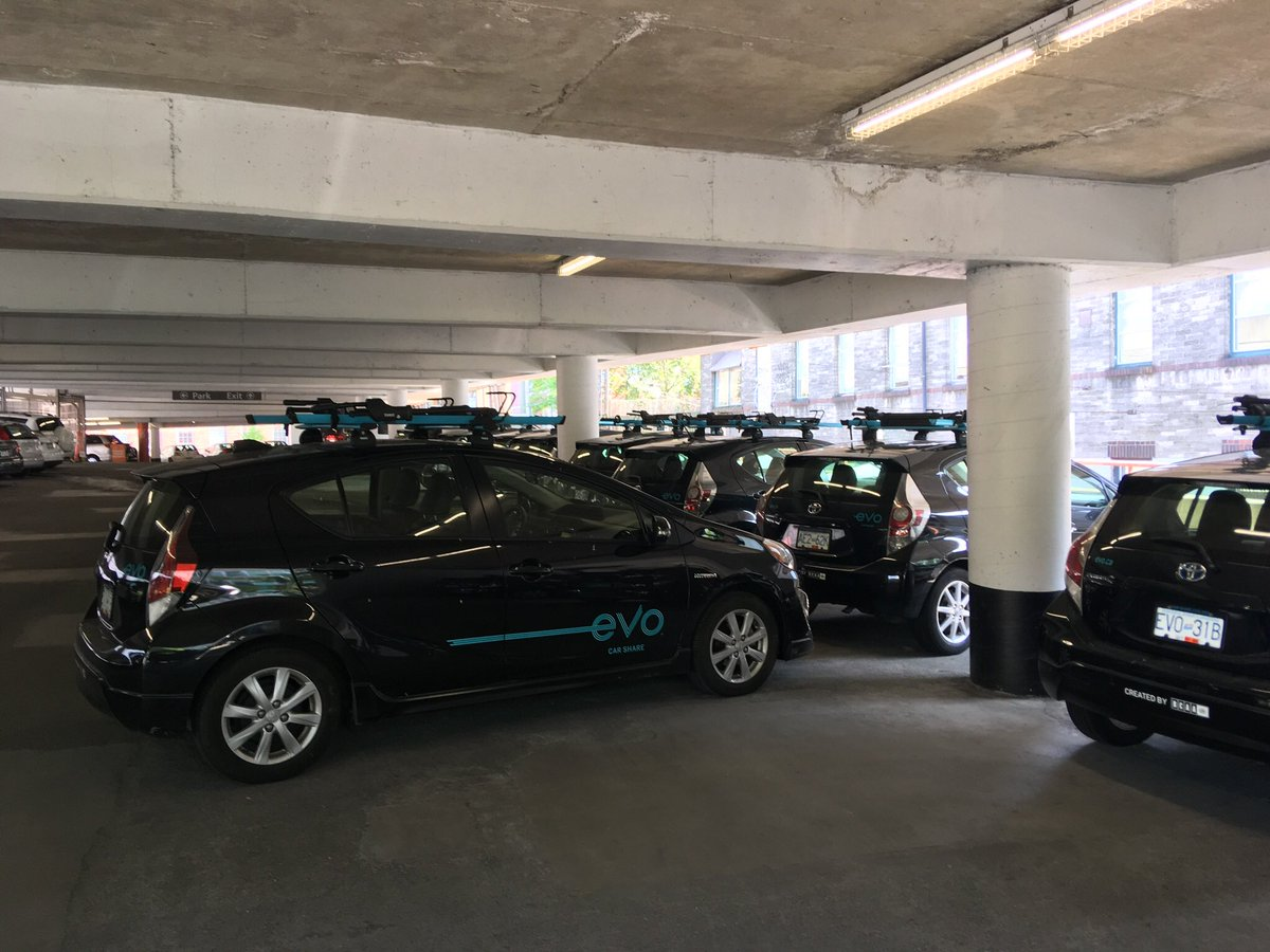 Dear fellow car share users,  I'm pretty sure it's stuff like this that makes all the other drivers hate us.   Please stop giving the rest of us a bad rep.   #CarSharing #DontBeAJerk  CC: @EvoCarShare<br>http://pic.twitter.com/D1KIQ0xx2I
