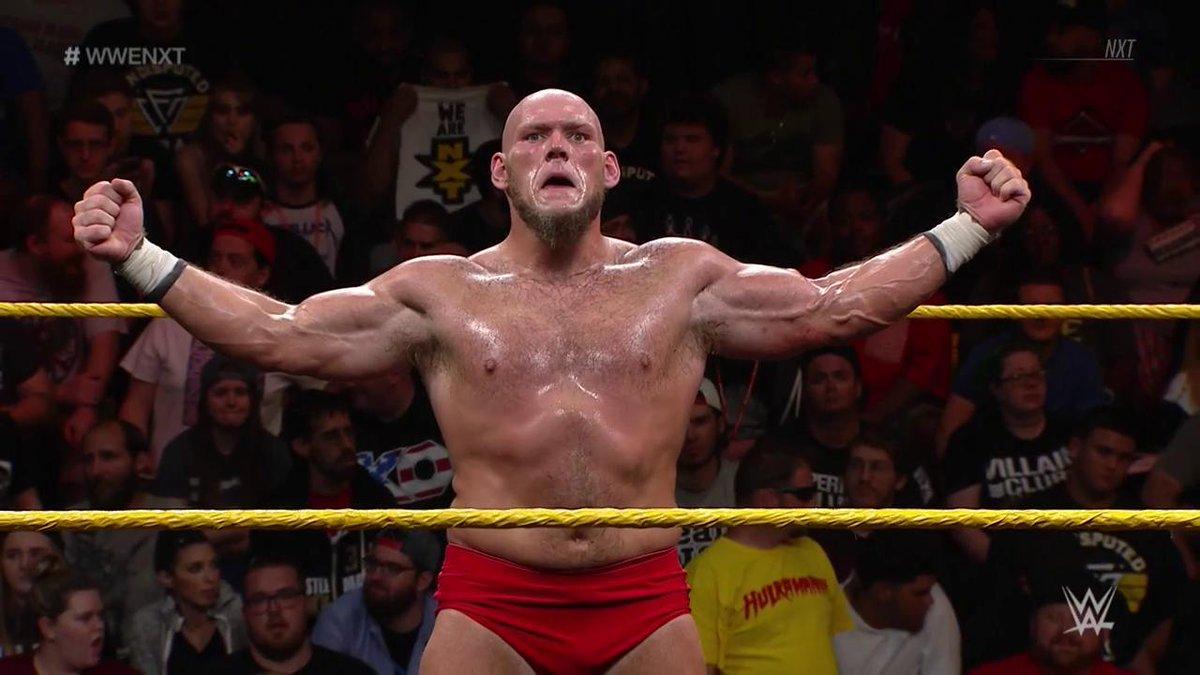 Has @LarsSWWE just taken a step toward #NXTTitle contention? #WWENXT