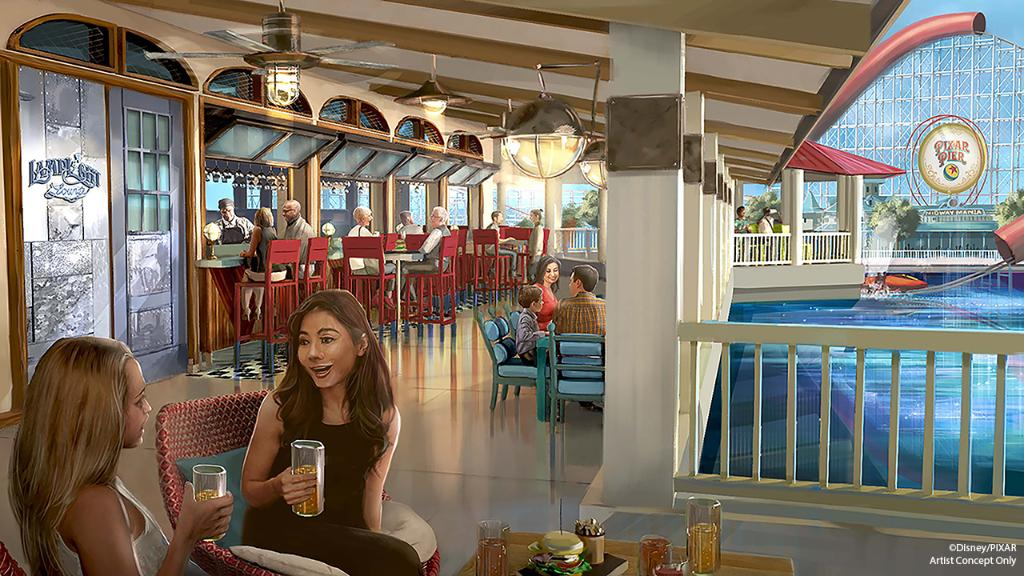 We Can't Wait to Try Everything on the Menu for Lamplight Lounge at #PixarPier at @Disneyland Resort (@OhMyDisney): https://t.co/quFiCdsYZr