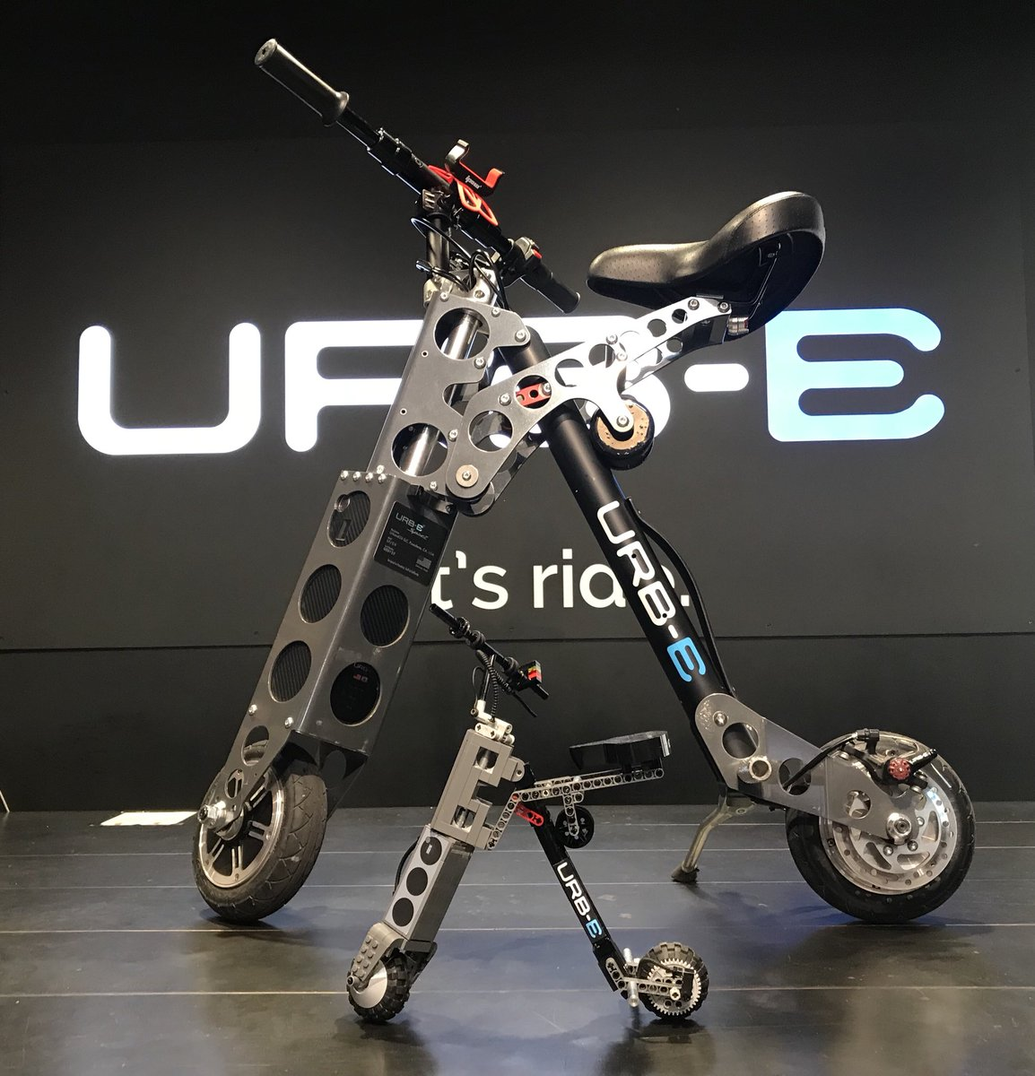 Urb E Designed In Pasadena Ca Changing The Short Distance Ride With Solidworks Solidworksiseverywherepic Twitter Kvfuzkqhhr