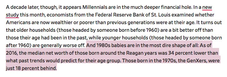 The biggest financial mistake you could make: being born in the 1980s https://t.co/MaphO3izAy