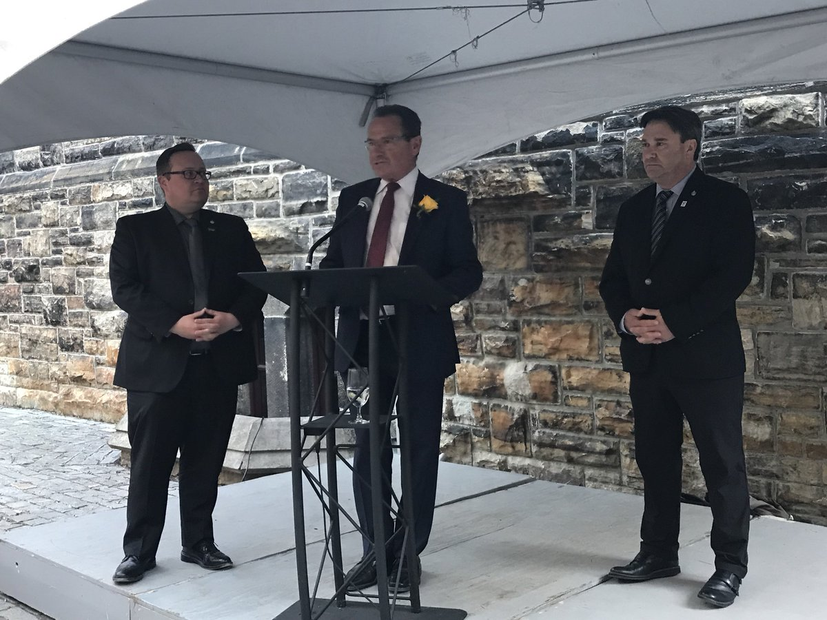 Canada-Armenia Parliamentary Friendship Group Celebrates Centennial of Armenian Independence @BobSaroya @DonDavies @_BryanMay <br>http://pic.twitter.com/BewpgCFnZE
