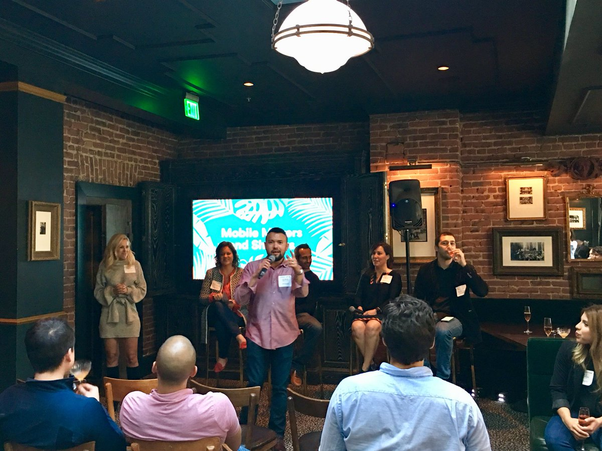 We are thrilled to be at @sequoia for the @InMobi &amp; @leanplum Mobile Movers &amp; Shakers event this evening! #adtech #mobileCRM<br>http://pic.twitter.com/X9NjbtClEt