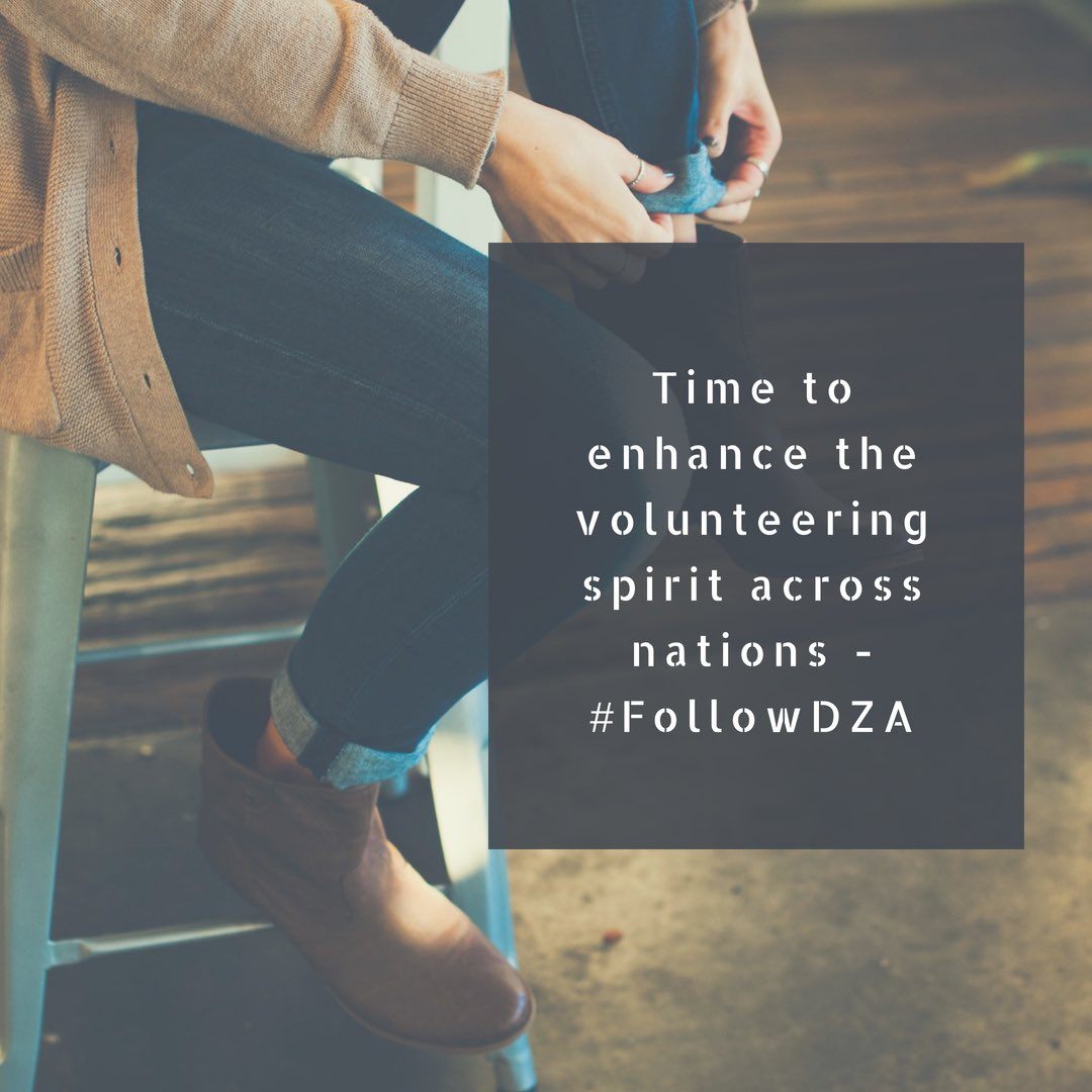 """Time to enhance the volunteering spirit across nations"" - #FollowDZA  : @SukarelawanYSS @uicc @ASEAN  @UNVAsiaPacific @UNVolunteers  @IAVE @forumids #IVCO #APUCEN #YSS #StudentVolunteers @MyUNDP #IATSSForum"