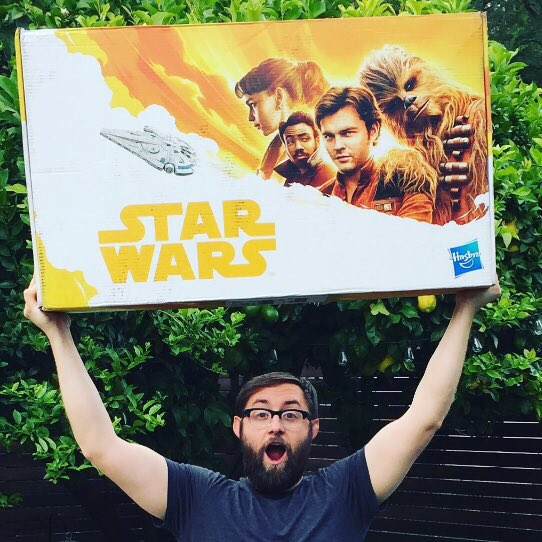 OUR ROAD TRIP GIVEAWAY IS HERE! Enter to win an exclusive box of Solo Swag from @hasbro!!!  TO ENTER:  -HIT THE LINK IN OUR BIO -SUBSCRIBE ON YOUTUBE -LIKE PT. 1 of our BREAKFAST VACATION -RETWEET THIS POST and FOLLOW @BlkSeriesRebels on TWITTER   http:// bit.ly/2KEAsUO  &nbsp;  <br>http://pic.twitter.com/Lw4t4oQWqf