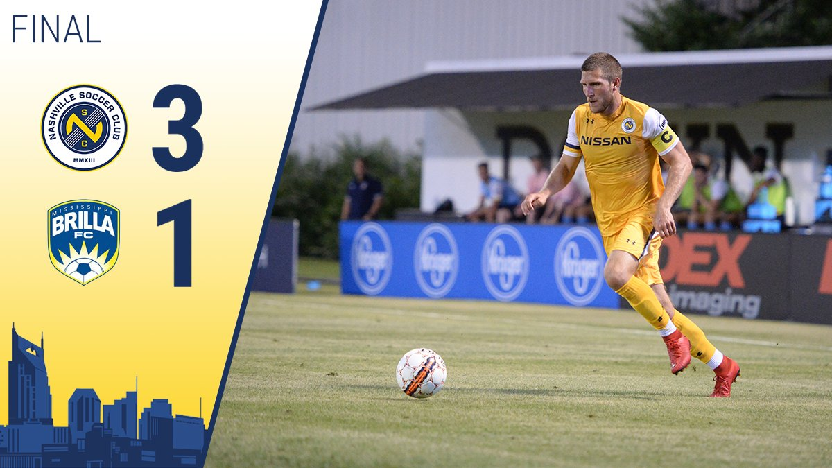 FINAL: We defeat @msbrillafc to advance in the @opencup. We&#39;ll find out tomorrow which @MLS team we play in the next round. #OurTownOurClub<br>http://pic.twitter.com/QwjZuNKzar