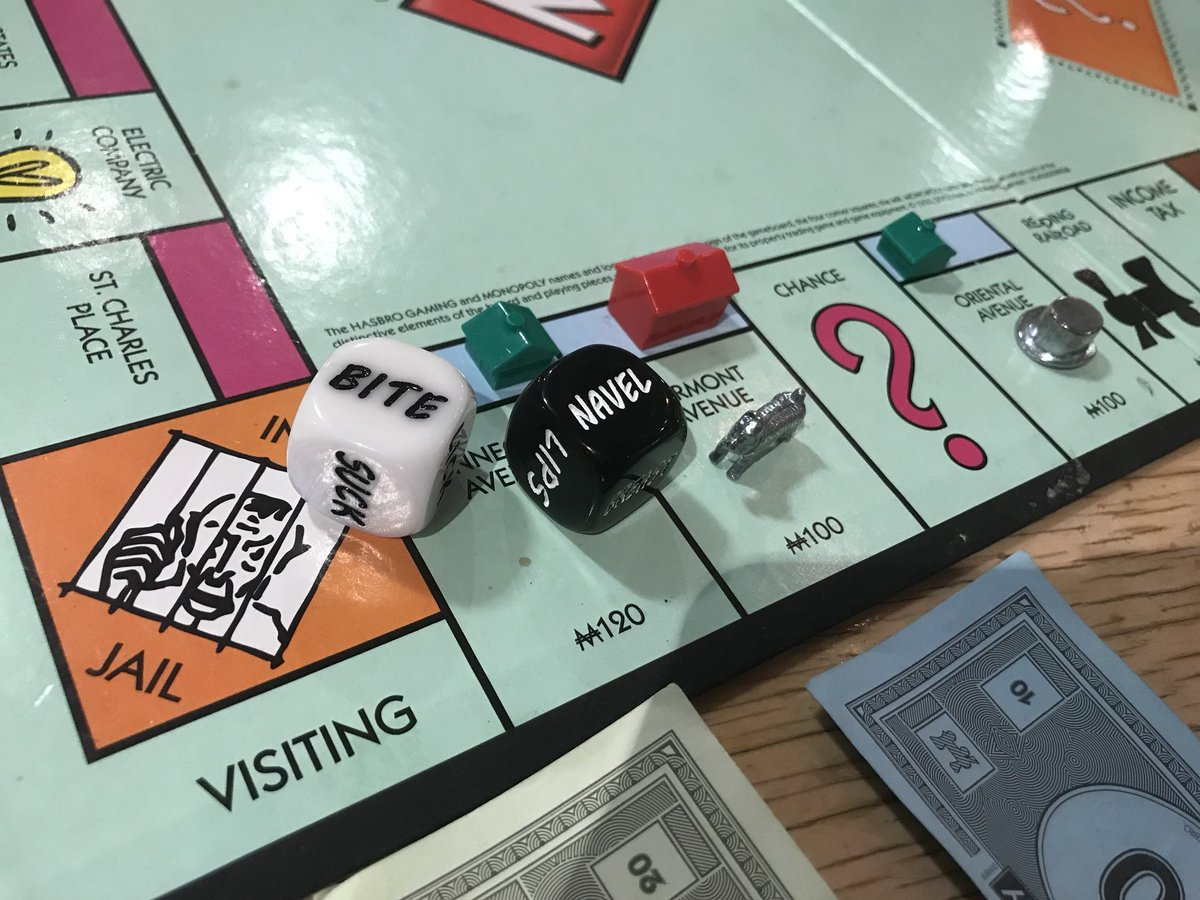 Once again I'm forcibly removed from board game night for insisting we try to spice up our game of late stage capitalism <br>http://pic.twitter.com/zRmUhYg98r
