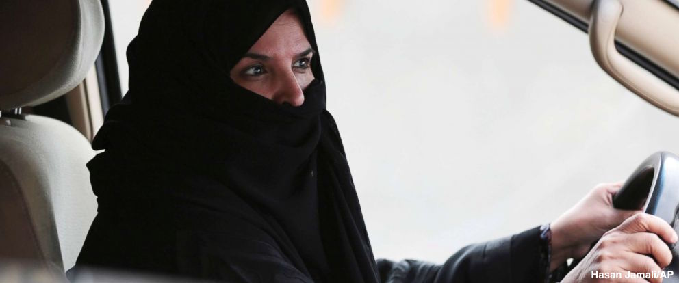 As Saudi women prepare to finally take the wheel, as many as 10 women's rights activists who campaigned for years for women's right to drive were arrested, leaving many in the country shocked and confused. https://t.co/sbpYR5Vq64