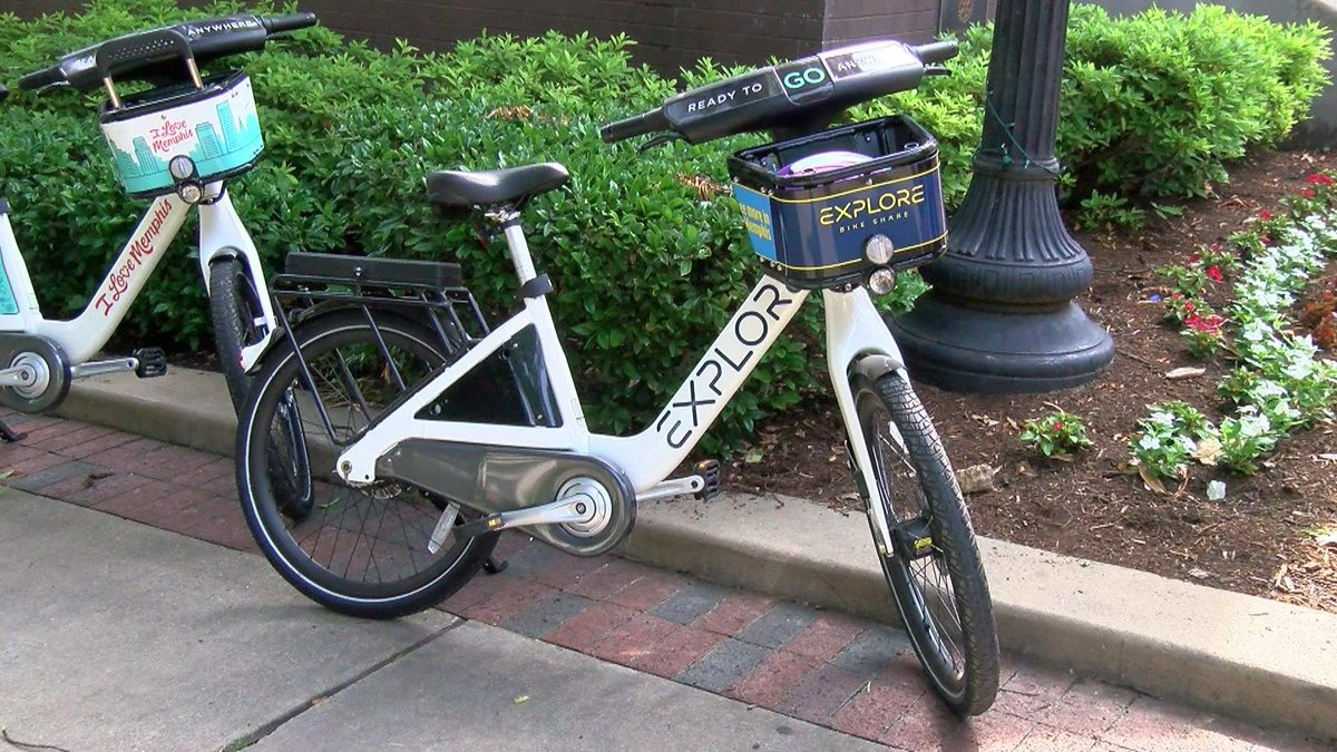 Bikes available for rent in Memphis through new program #wmc5 >>https://t.co/RHyHOc4OSE