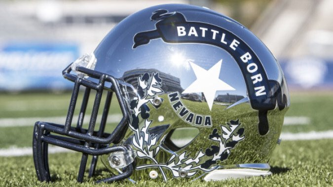 After a long good talk with coach Viney, I'm thankful and excited to say I have received my first scholarship offer from the University of Nevada Reno  #wolfpack<br>http://pic.twitter.com/ciqvizBVBw