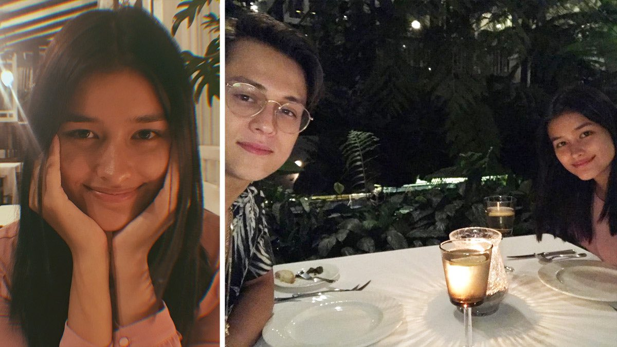 HAPPY 24 LOVEBIRDS. @lizasoberano   @itsenriquegil  LORD may your blessings of good health continue in them. Keep them out of stress &amp; trouble, give them success &amp; wealth, peace, joy, love &amp; above all security &amp; trust in your great love!!!  <br>http://pic.twitter.com/L4vV8KTIR8