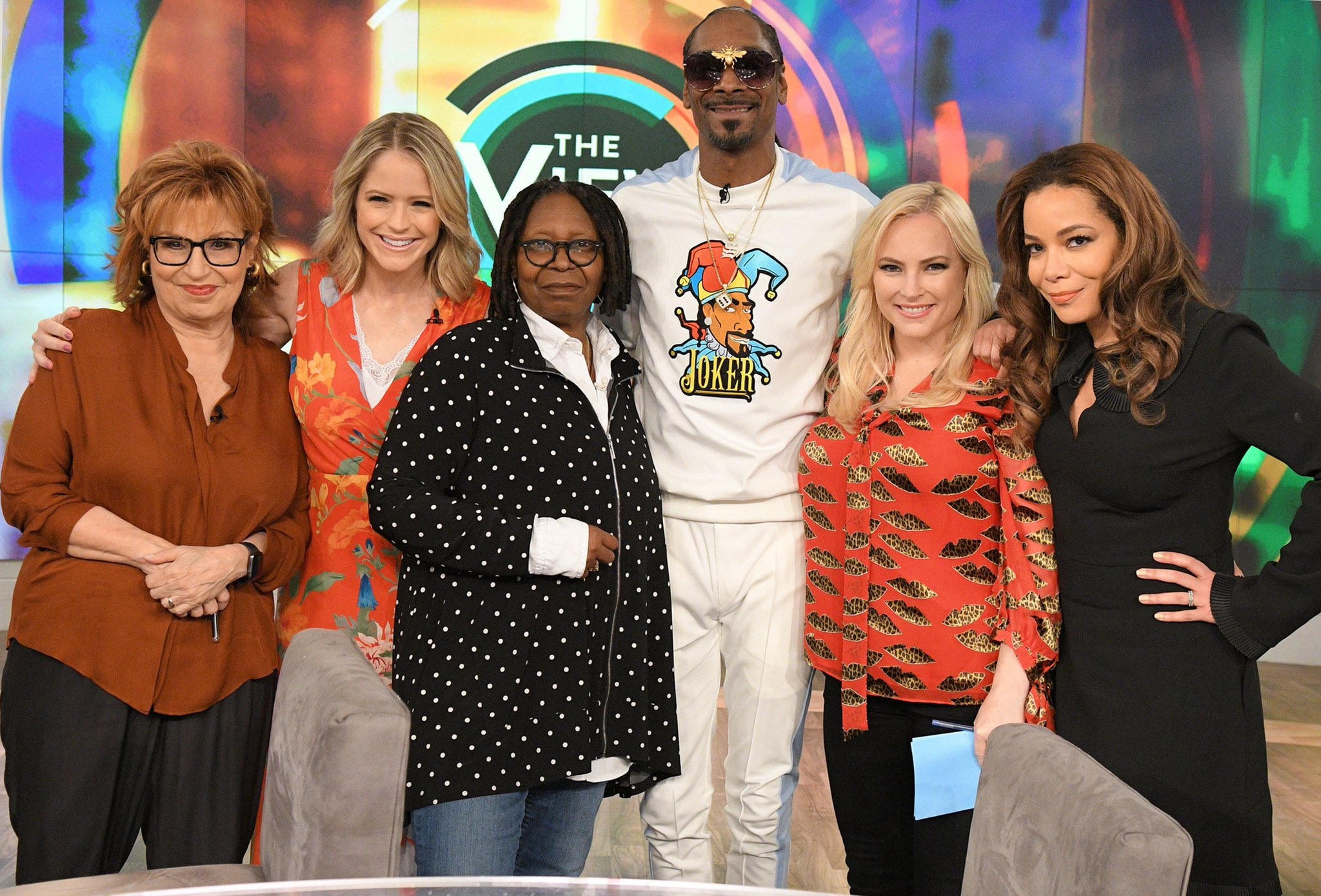 catch me wit the lovely ladies of @TheView tomorrow morning on ABC ���� https://t.co/B89gSLRMGj